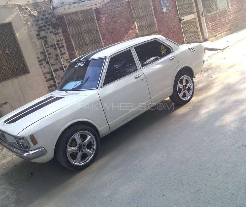 Toyota Corona Mark 1 1978 For Sale In Lahore Pakwheels