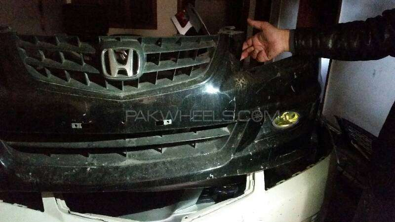 Honda Accord 2006 Type S Front Bumper For Sell Image-1