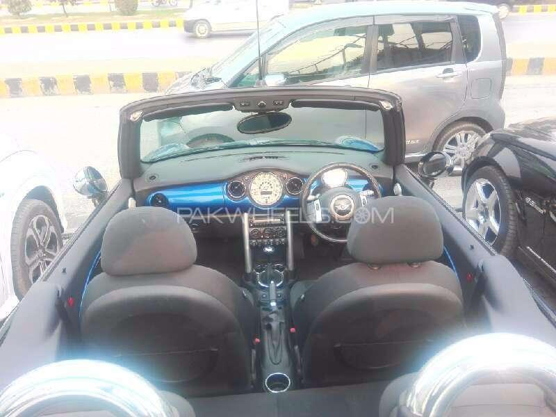 MINI Cooper Convertible 2007 Image-6