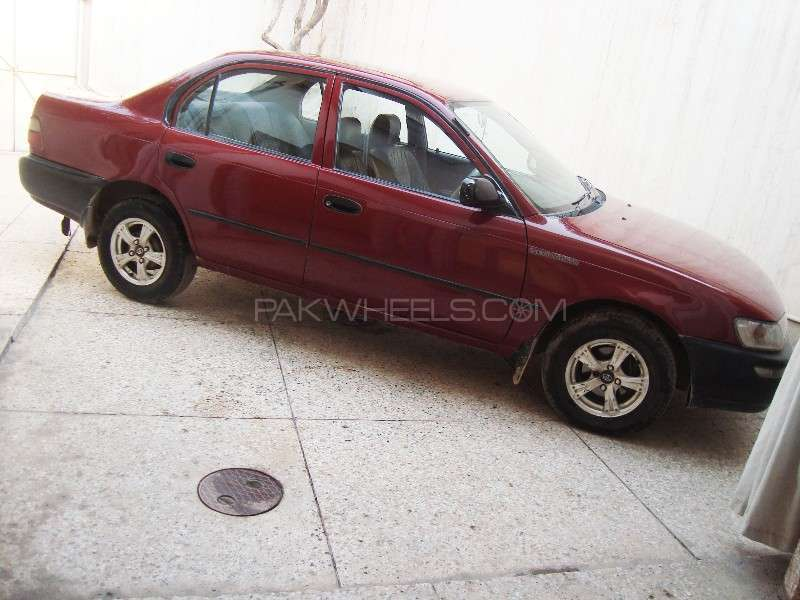 Toyota corolla 1998 for sale in peshawar pakwheels for 1998 toyota corolla power window motor