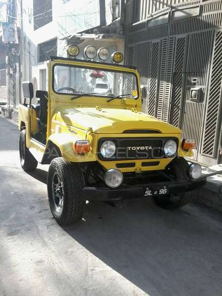Jeep CJ 5 2.5 1984 Image-1