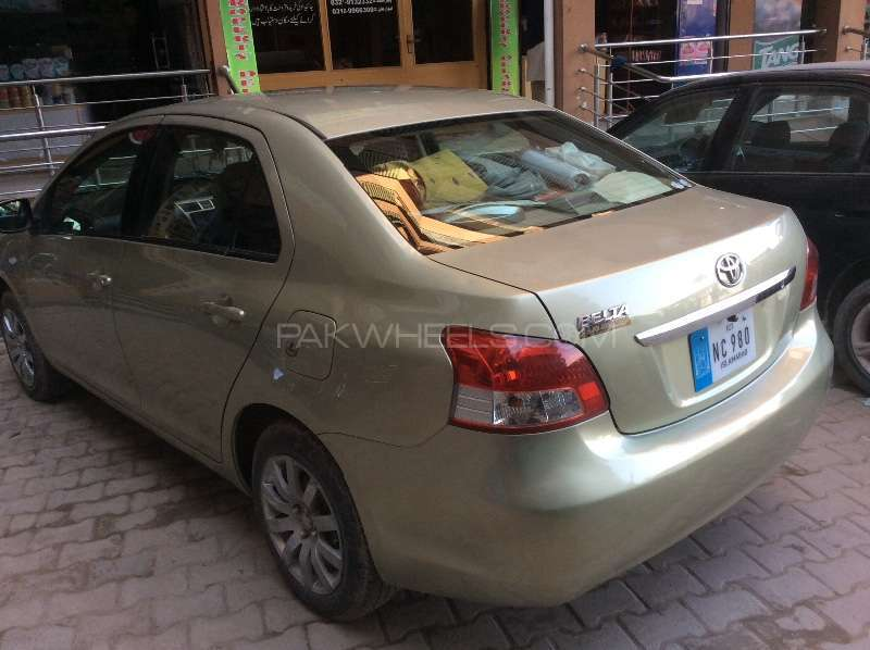 Toyota Belta X L Package 1.3 2008 Image-2