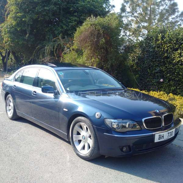 2005 Bmw For Sale: BMW 7 Series 730Li 2005 For Sale In Islamabad