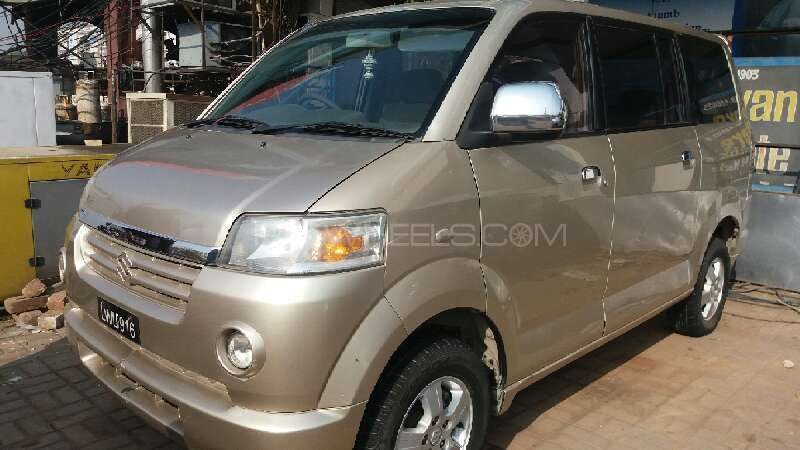 Suzuki Apv Used Price In Pakistan