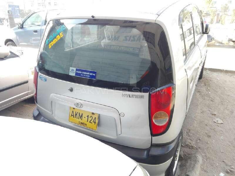 Hyundai Santro Club GV 2006 Image-8