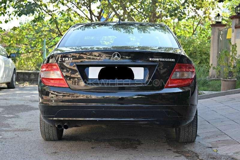 Mercedes Benz C Class C180 Kompressor 2009 Image-3