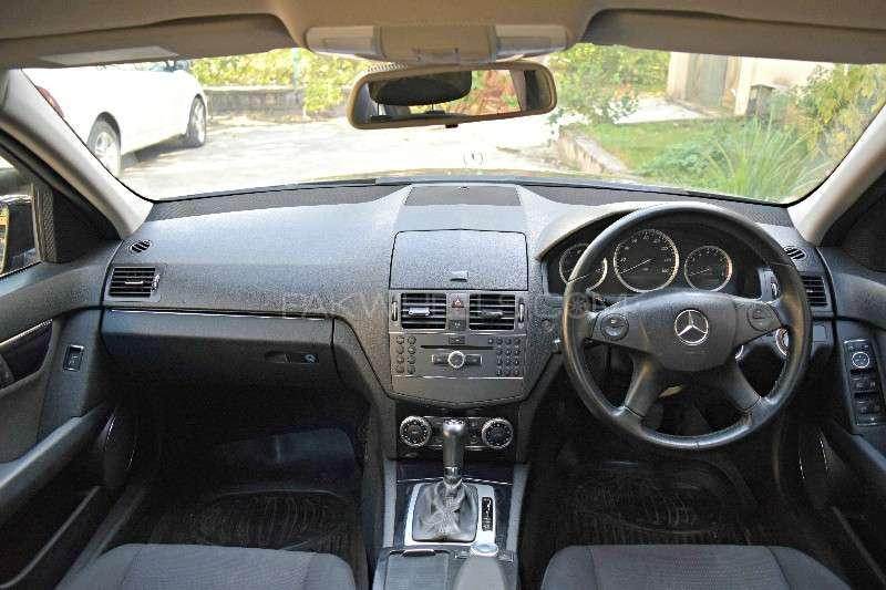 Mercedes Benz C Class C180 Kompressor 2009 Image-4