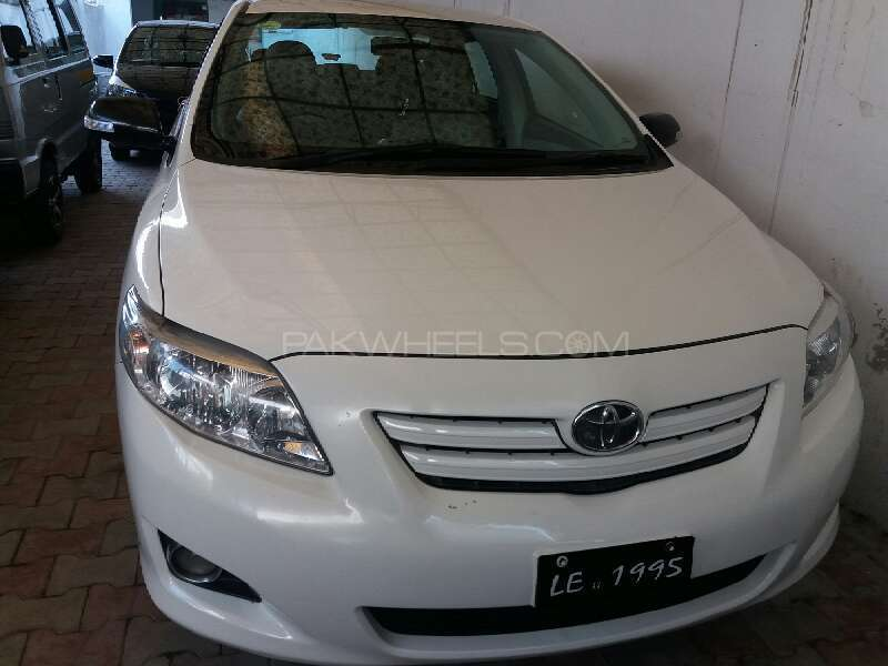 Cool Pictures Of Cars >> Toyota Corolla XLi 2011 for sale in Lahore | PakWheels