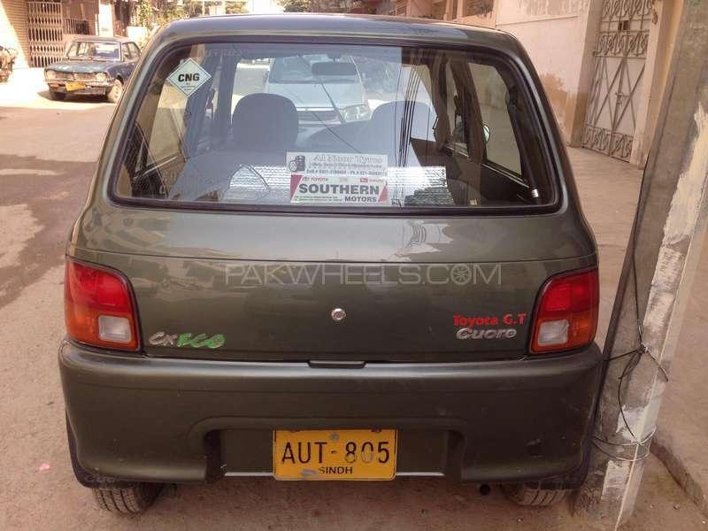 Daihatsu Cuore CX Eco 2011 Image-6