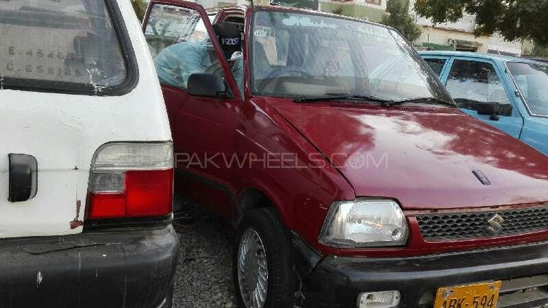 Suzuki Mehran VX 1998 Image-4