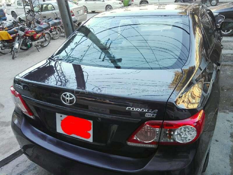 Toyota Corolla GLi 1.3 2012 Image-3
