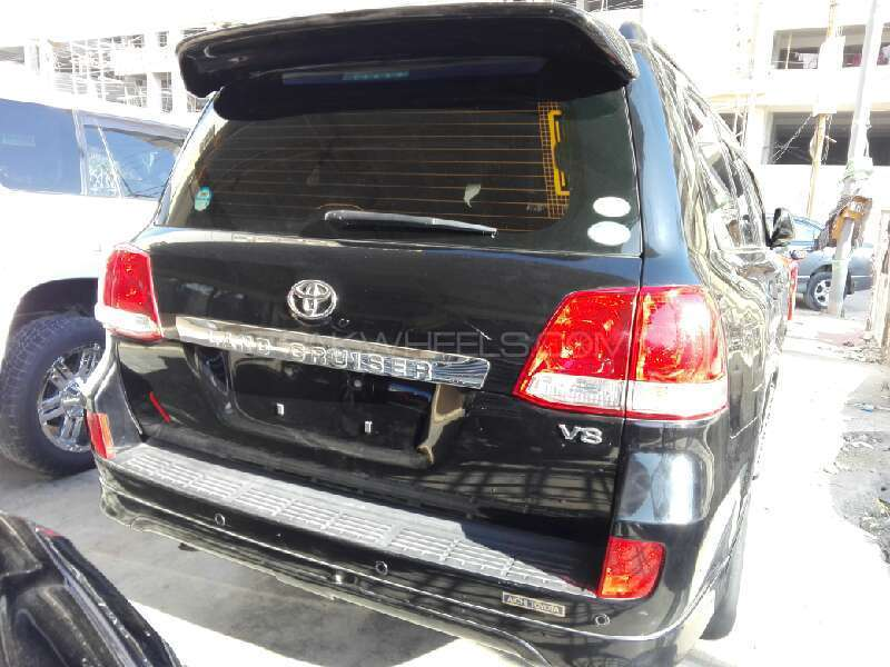Toyota Land Cruiser AX G Selection 2008 Image-6