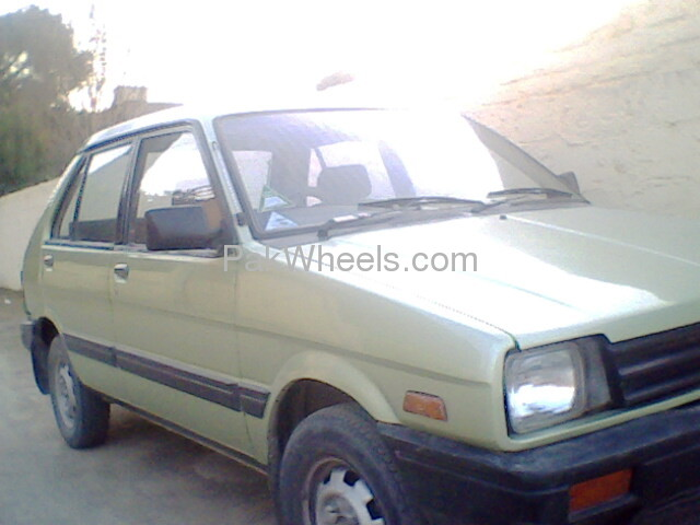 Subaru Other 1987 Image-1