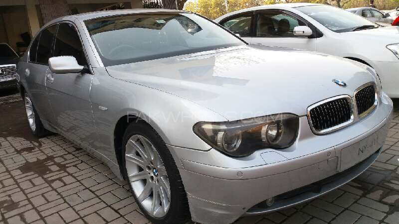 BMW Series I For Sale In Islamabad PakWheels - 730i bmw