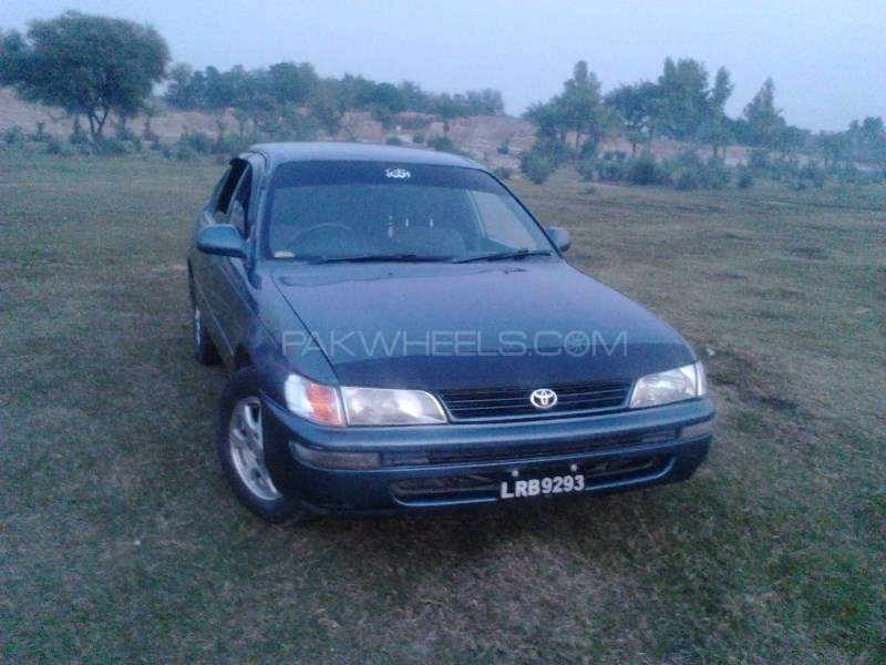 Toyota Corolla XE 2002 Image-3