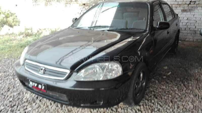 Honda Civic 1999 Image-2