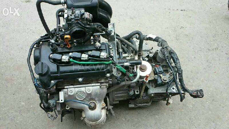 K6a Front Wheel 660cc Engine With Coupled Gear For Sale