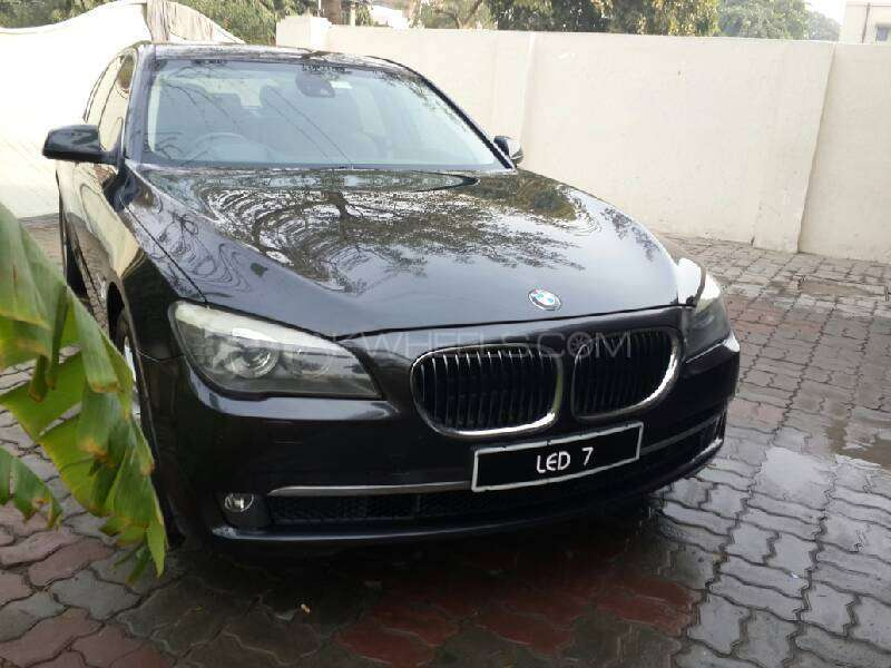 BMW Series D For Sale In Lahore PakWheels - Bmw 2009 7 series for sale