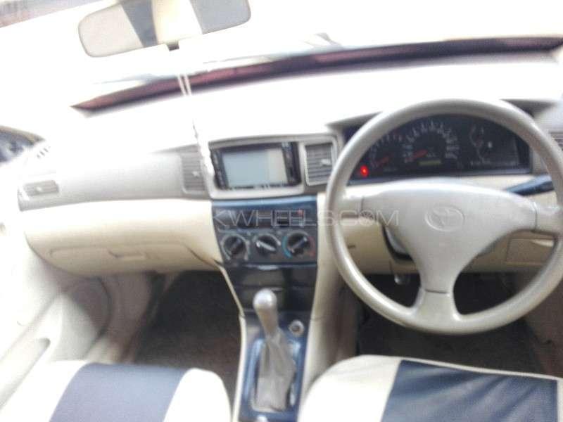 Toyota Corolla XLi 2007 Image-5