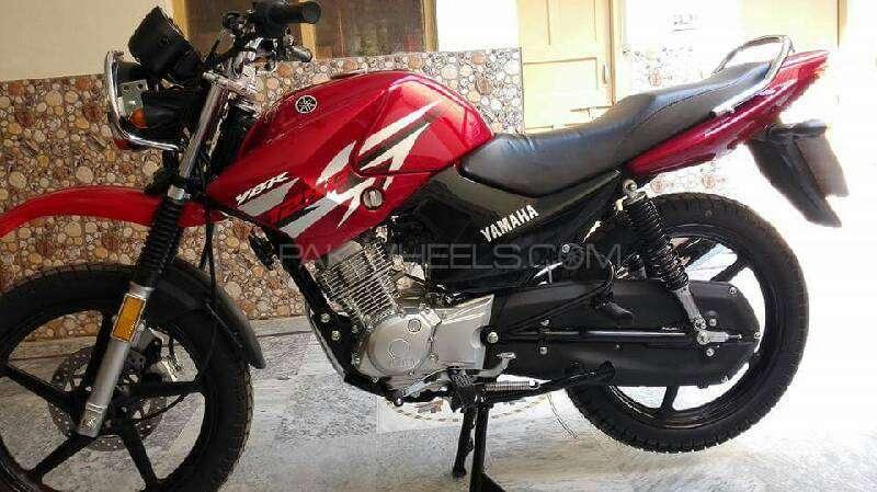 Used yamaha ybr 125g 2015 bike for sale in rawalpindi for Apply for yamaha financing