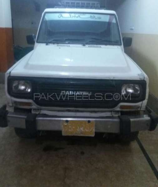 Used Daihatsu Rocky For Sale