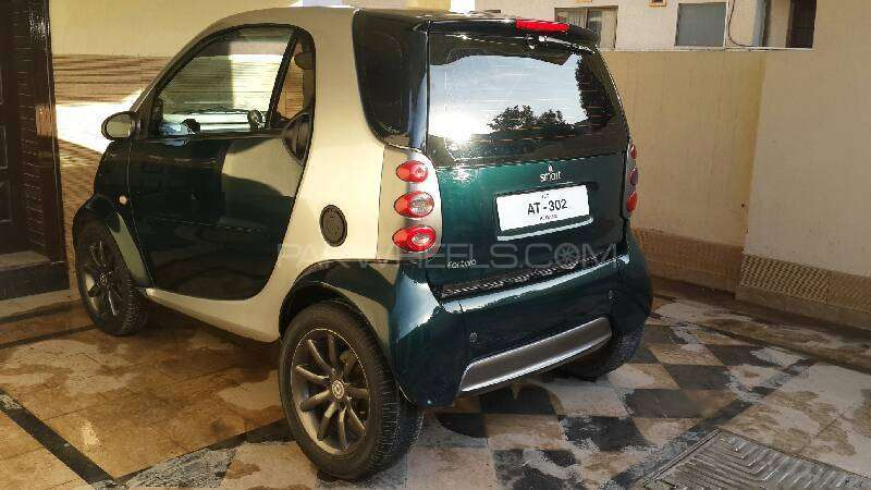 Mercedes benz smart 2006 for sale in rawalpindi pakwheels for Mercedes benz smart car for sale