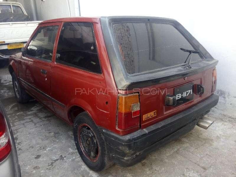 Daihatsu Charade 1984 Image-3