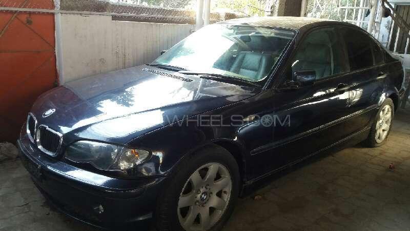 BMW 3 Series 316i 2002 Image-2