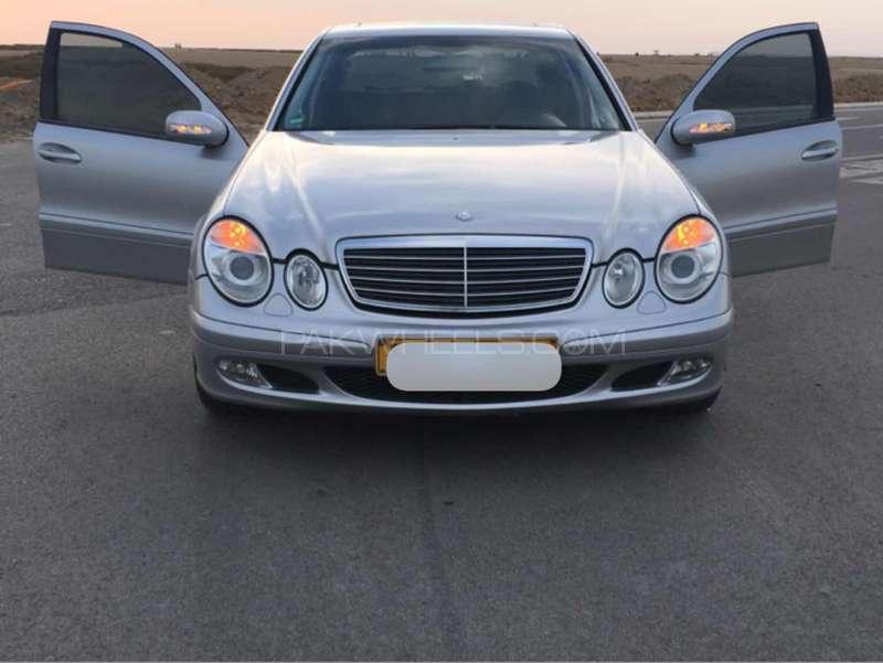 Mercedes benz e class e240 2003 for sale in karachi for E240 mercedes benz