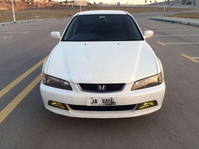 Honda Accord CF3 2002 Image-1