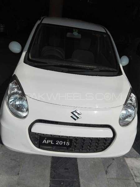 Suzuki Alto Eco 2012 Image-1