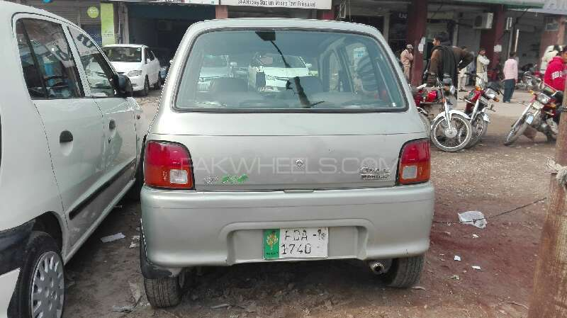 Daihatsu Cuore CX Eco 2008 Image-4