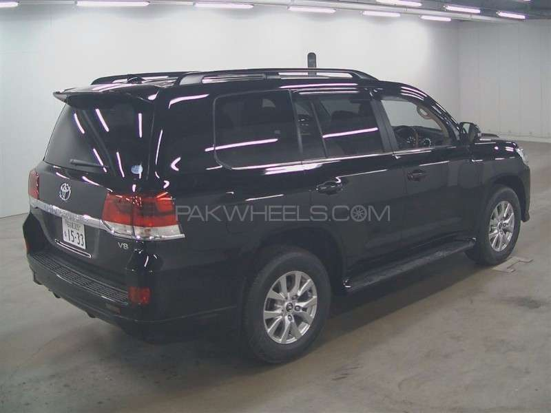 Toyota Land Cruiser AX G Selection 2015 Image-3