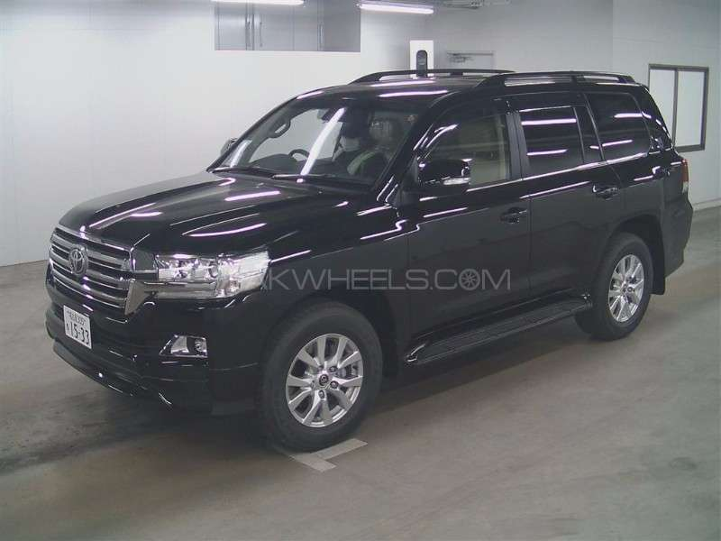 Toyota Land Cruiser AX G Selection 2015 Image-6