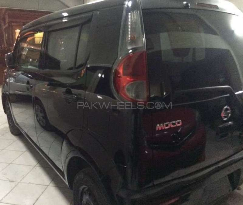 Nissan Moco S 2012 Image-4