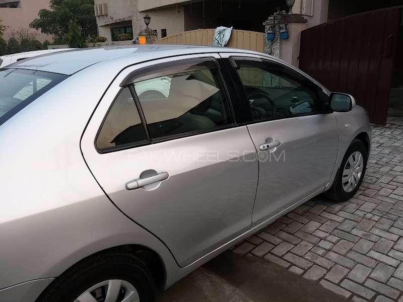 Toyota Belta G 1 3 2006 For Sale In Lahore Pakwheels