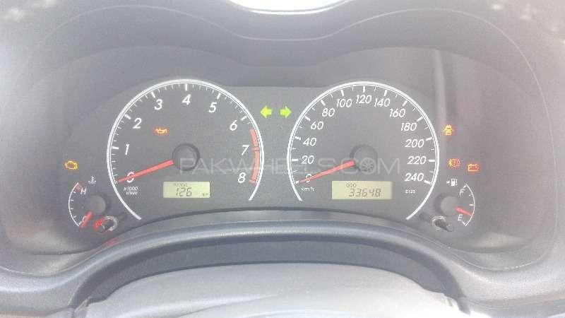 Toyota Corolla GLi 1.3 VVTi 2012 Image-5