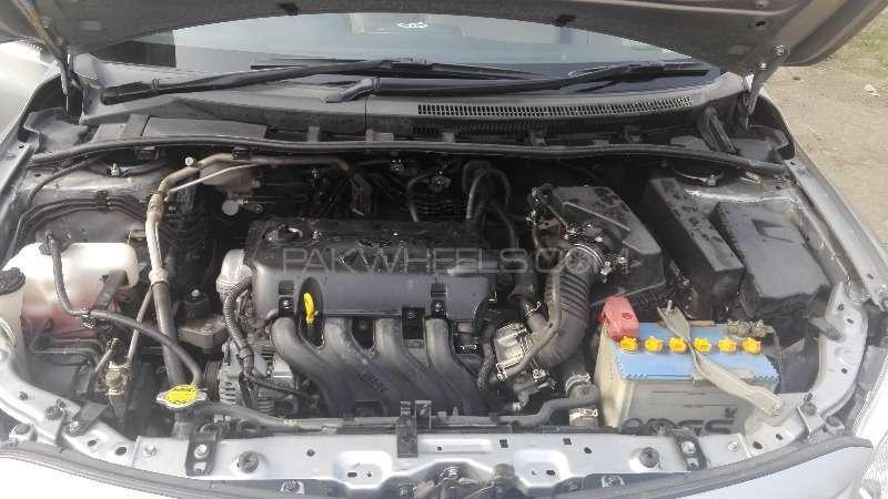 Toyota Corolla GLi 1.3 VVTi 2012 Image-8
