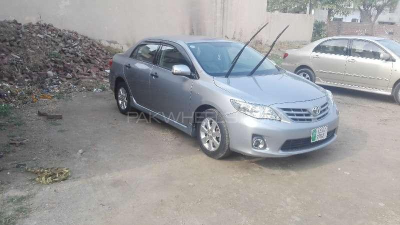 Toyota Corolla GLi 1.3 VVTi 2012 Image-9