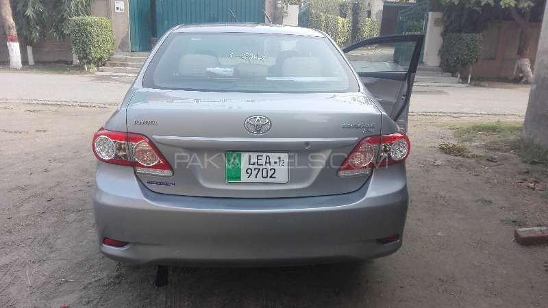 Toyota Corolla GLi 1.3 VVTi 2012 Image-13