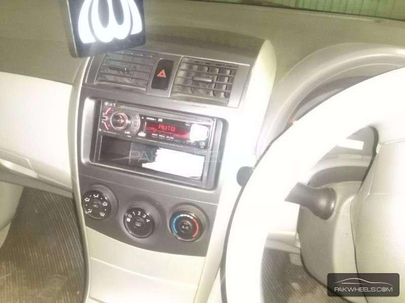 Toyota Corolla GLi Limited Edition 1.3 VVTi 2009 Image-2
