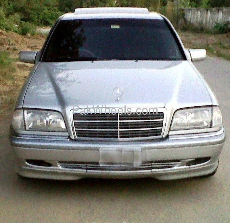 Mercedes Benz C Class C180 1999 For Sale In Islamabad