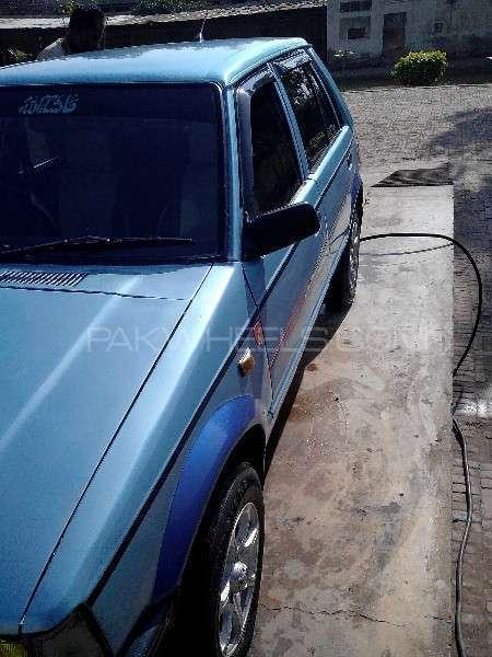 Daihatsu Charade CL 1986 Image-4