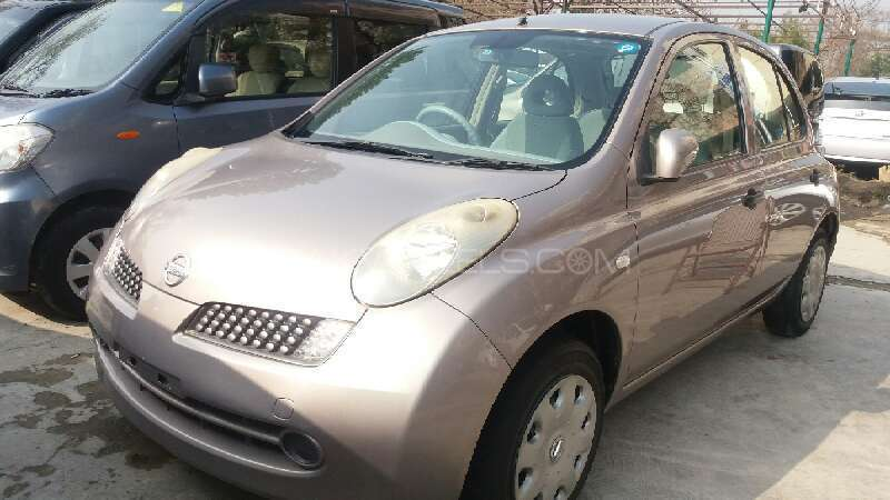 Nissan March 2006 Image-2