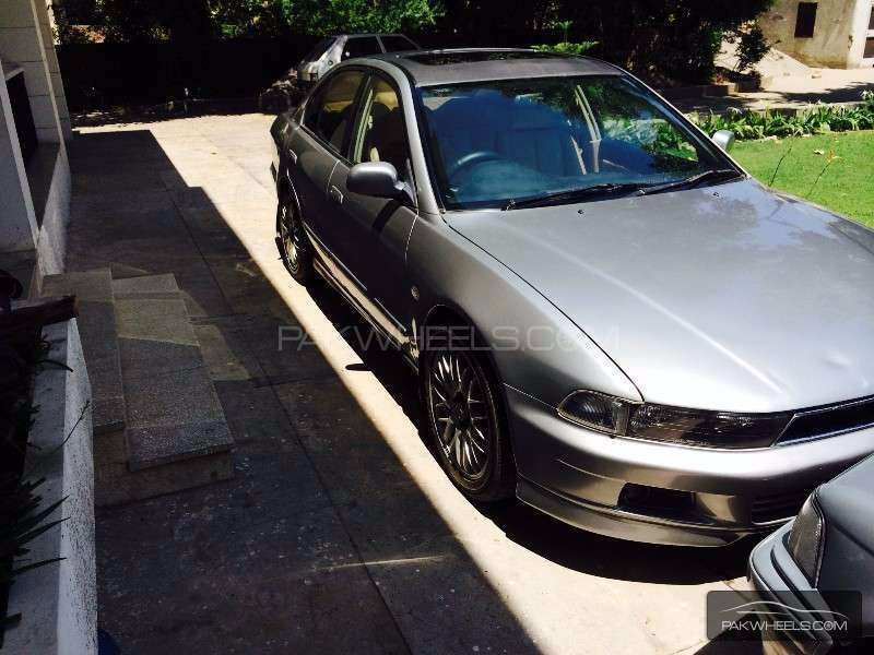 Mitsubishi Galant 1998 Image-1