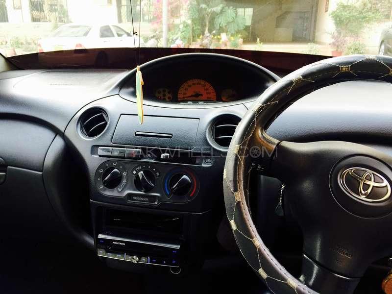 Toyota Vitz F 1.0 2003 Image-6