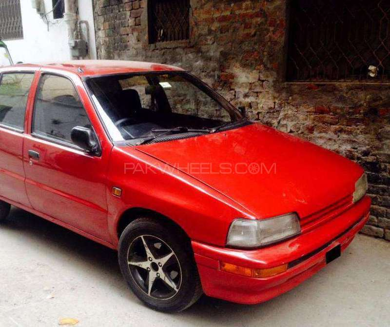 Daihatsu Charade: Used Daihatsu Charade 1986 Car For Sale In Lahore