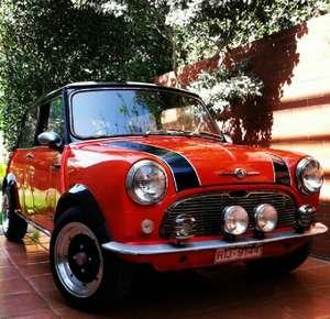 Austin Mini - 1961