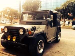 Jeep M 825 - 1981