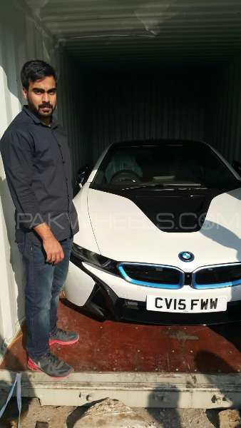 Bmw I8 Price In Pakistan Pakwheels